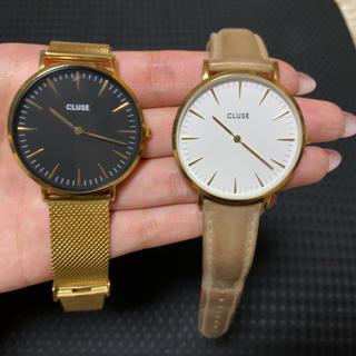 ダニエルウェリントン(Daniel Wellington)のCLUSE 腕時計 レディース(腕時計)