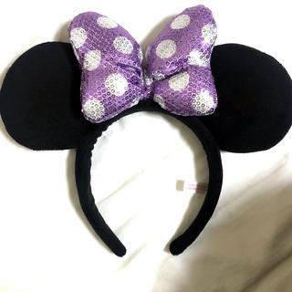 Disney - 美品★ディズニーカチューシャ★ミニー★