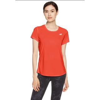 ニューバランス(New Balance)のNew Balance ニューバランス Tシャツ レディース Sサイズ FLM(Tシャツ(半袖/袖なし))