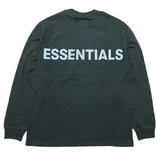 FEAR OF GOD - エッセンシャルズ ロンT リフレクト Essentials パーカー Tシャツ