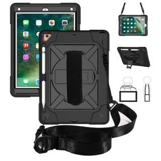 iPad 10.2 ケース ショルダー 肩掛け(iPadケース)