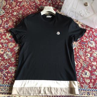 MONCLER - 【美品】MONCLER モンクレール Tシャツ Mサイズ メンズ