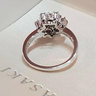 タサキ(TASAKI)の【追加画像】TASAKI ダイヤモンドリング 10.5号(リング(指輪))