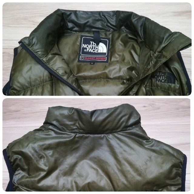 THE NORTH FACE(ザノースフェイス)のTHE NORTH FACE SUMMIT ACONCAGUA VEST M メンズのジャケット/アウター(ダウンジャケット)の商品写真