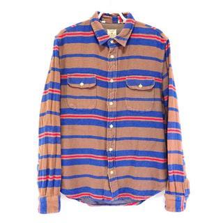 リーバイス(Levi's)の50's復刻 LEVI'S リーバイス ショートホーン ネルシャツ(シャツ)
