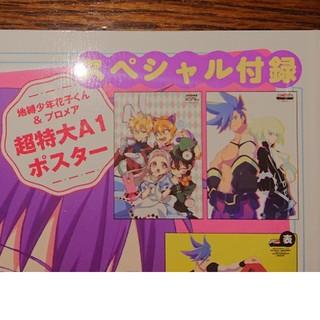 シュフトセイカツシャ(主婦と生活社)のPASH! 3月号 付録 地獄少年花子くん&プロメア ポスター(ポスター)