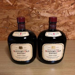 サントリー - サントリー  オールド ウイスキー 2本セット
