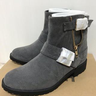 ヘザー(heather)の新品♡ヘザー ベルト付きエンジニアブーツ ショートブーツ(ブーツ)