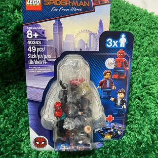 レゴ(Lego)のレゴ スパイダーマン マーベル 40343(アメコミ)