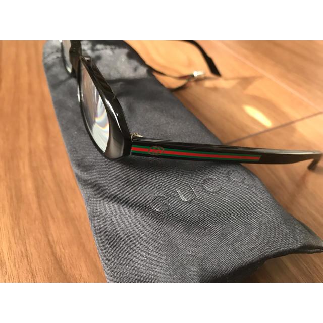 Gucci(グッチ)のGUCCI グッチ メガネ ユニセックス レディースのファッション小物(サングラス/メガネ)の商品写真