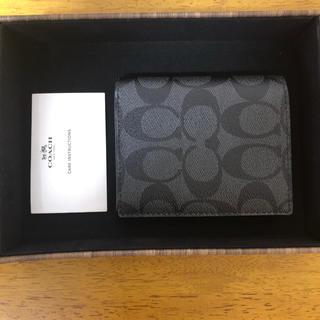 COACH - コーチ 折り財布