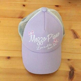 メゾピアノ(mezzo piano)のメゾピアノ 帽子(帽子)