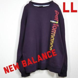 ニューバランス(New Balance)の【LLサイズ】 New Balance ニューバランス スウェット(スウェット)