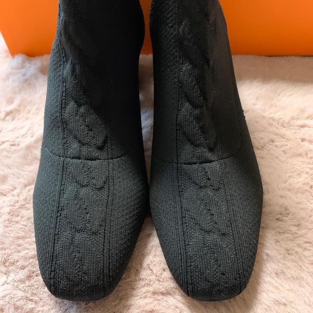 Hermes(エルメス)のHERMES 2019年ニットブーツ ヴォルヴェール  レディースの靴/シューズ(ブーツ)の商品写真