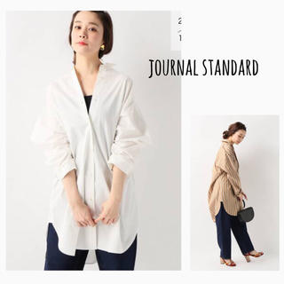 JOURNAL STANDARD - ジャーナルスタンダード タイプライタークロスチュニックシャツ