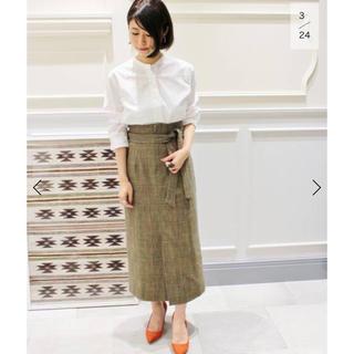 IENA - 【上品♡Plage ハイウエストタイトスカート】