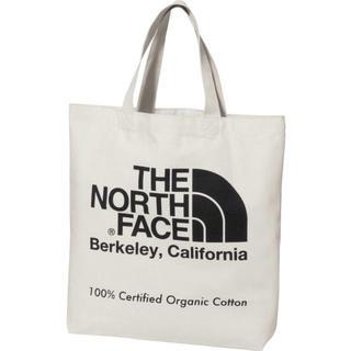 THE NORTH FACE - 19年モデル 新品 未使用 ノースフェイス オーガニックコットン トート  黒