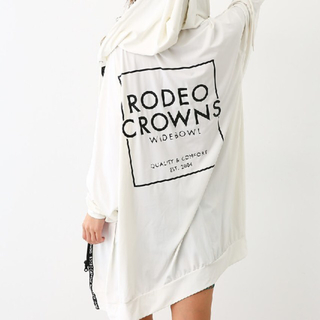 RODEO CROWNS WIDE BOWL - ♥RODEO CROWNS♥ロングパーカー♥