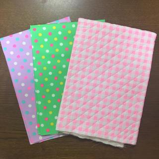 pinks ピンクス オリジナル生地セット おまけつき(生地/糸)