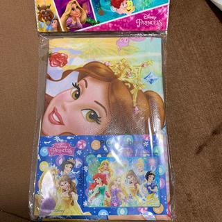 ディズニー(Disney)のディズニー プリンセス レジャー シート ブルー(その他)