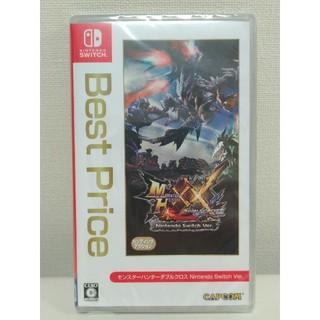 カプコン(CAPCOM)のモンスターハンターダブルクロス Nintendo Switch Ver. Bes(家庭用ゲームソフト)