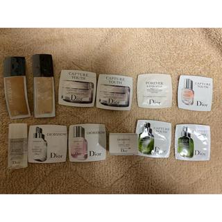 Dior - Dior 化粧品サンプルセット
