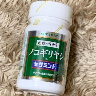 サントリー(サントリー)のノコギリヤシ+セサミンE(ビタミン)