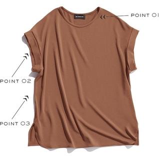 【限定】BLENHEIMの名品Tシャツ 限定カラー〝赤みブラウン〟ブレンヘイム■(カットソー(半袖/袖なし))