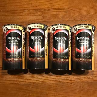 Nestle - バリスタ ネスカフェエクセラ 105g×4個 詰め替え