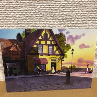 ジブリ - 魔女の宅急便 ポストカード