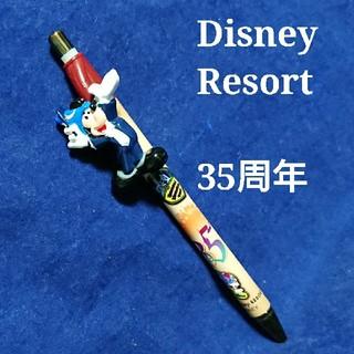 Disney - 【インク残量多め】ディズニーリゾート 35周年 ミッキー ボールペン
