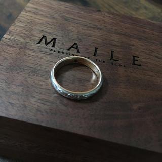 ロンハーマン(Ron Herman)のMAILE マイレ リング 指輪 14号 ハワイアンジュエリー(リング(指輪))