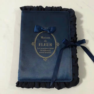 メゾンドフルール(Maison de FLEUR)の新品 ♡ メゾンドフルール 母子手帳 カバー マルチ ケース(母子手帳ケース)