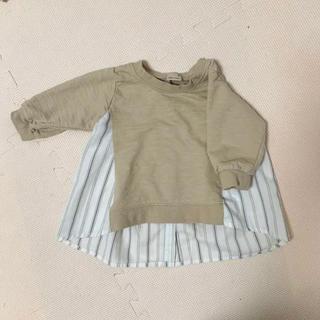 petit main - 【美品】プティマイン トップス