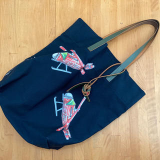 マルニ(Marni)の価格見直し MARNI frank navin フランクナビン tote bag(トートバッグ)