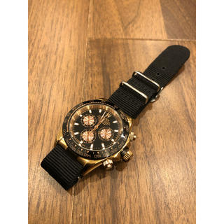 美品 クロノグラフ ウォッチ デイトナ メンズ腕時計