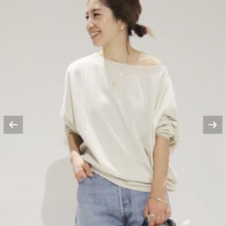 Plage - 新品タグ付き Plage 【R'IAM】FEMININE LONG Tシャツ