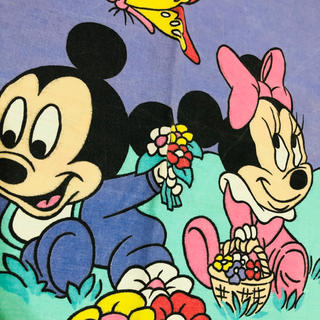 Disney - 🌜ビンテージ ピローケース🌛ディズニーベビー