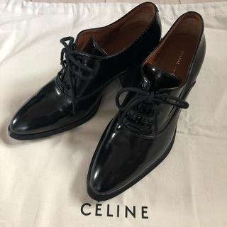 celine - CELINE セリーヌ シューズ 靴 ブラック 35ハーフ