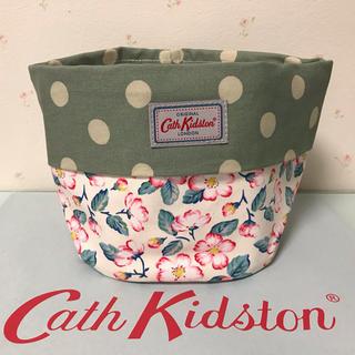 キャスキッドソン(Cath Kidston)のCath Kidston  ストレージバスケット クライミングブロッサム(その他)