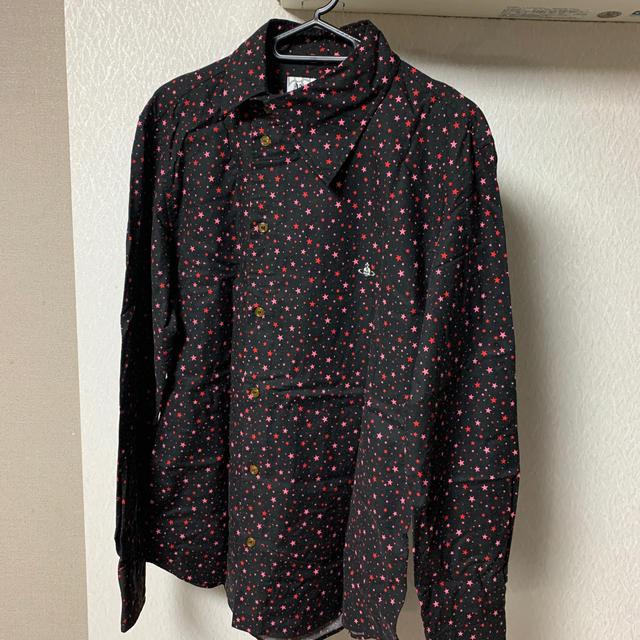Vivienne Westwood(ヴィヴィアンウエストウッド)のヴィヴィアンウエストウッド 星柄シャツ メンズのトップス(シャツ)の商品写真