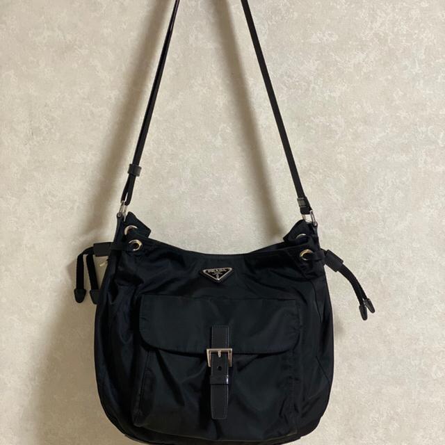 PRADA(プラダ)のプラダ ナイロンショルダーバッグ レディースのバッグ(ショルダーバッグ)の商品写真