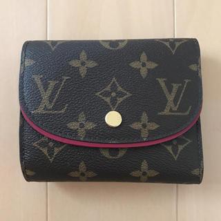 LOUIS VUITTON - ♡正規品 美品 ルイヴィトン モノグラム 三つ折り財布♡