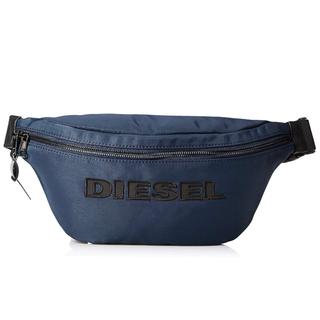 DIESEL - 新品 ディーゼル ボディバッグ ウエストバッグ ベルトバッグ ネイビー