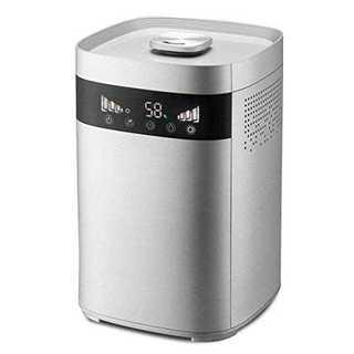加湿器 ハイブリッド式 最新モデル リモコン操作可能 温冷ミスト 4L超大容量 (加湿器/除湿機)