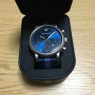 Emporio Armani - エンポリオアルマーニ  EMPORIO ARMANI 腕時計 AR-1949