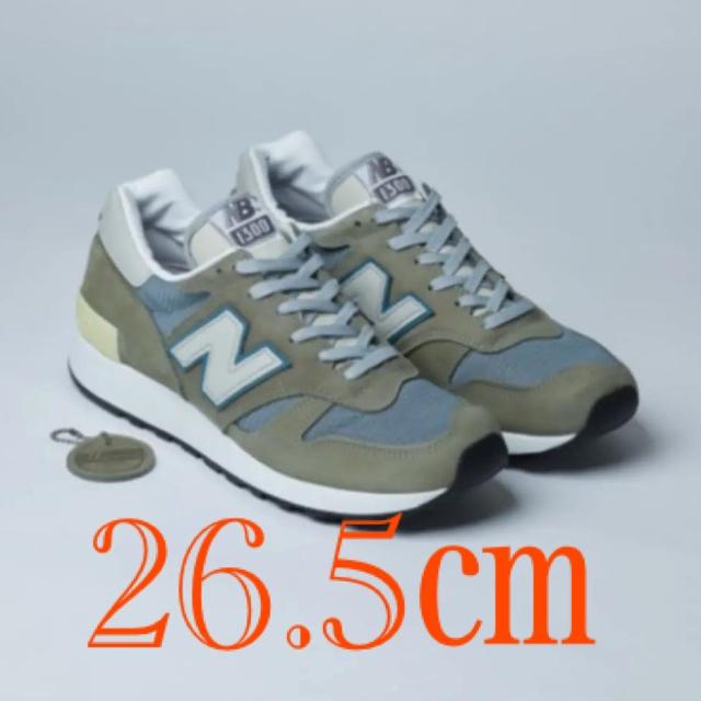 New Balance(ニューバランス)のNew Balance M1300 JP ニューバランス スニーカー 26.5 メンズの靴/シューズ(スニーカー)の商品写真