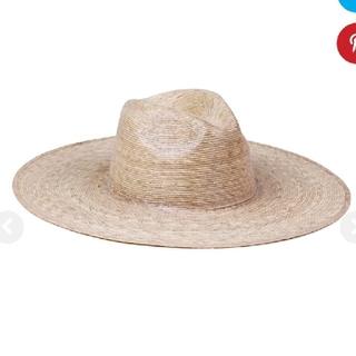 ルームサンマルロクコンテンポラリー(room306 CONTEMPORARY)のPalma Wide Fedora(麦わら帽子/ストローハット)