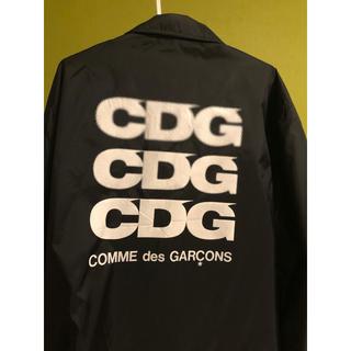 コムデギャルソン(COMME des GARCONS)のコムデギャルソン コーチジャケット(ナイロンジャケット)