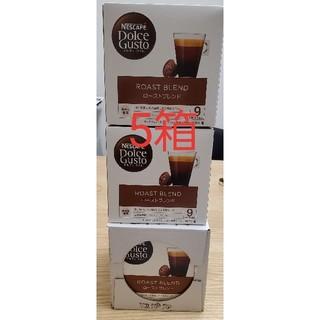 Nestle - 【ローストブレンド】5箱 ネスレ ネスカフェ ドルチェグスト 専用カプセル